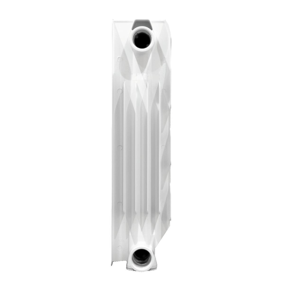 Radiatore acqua calda PRODIGE Modern in alluminio 10 elementi interasse 35 cm - 2