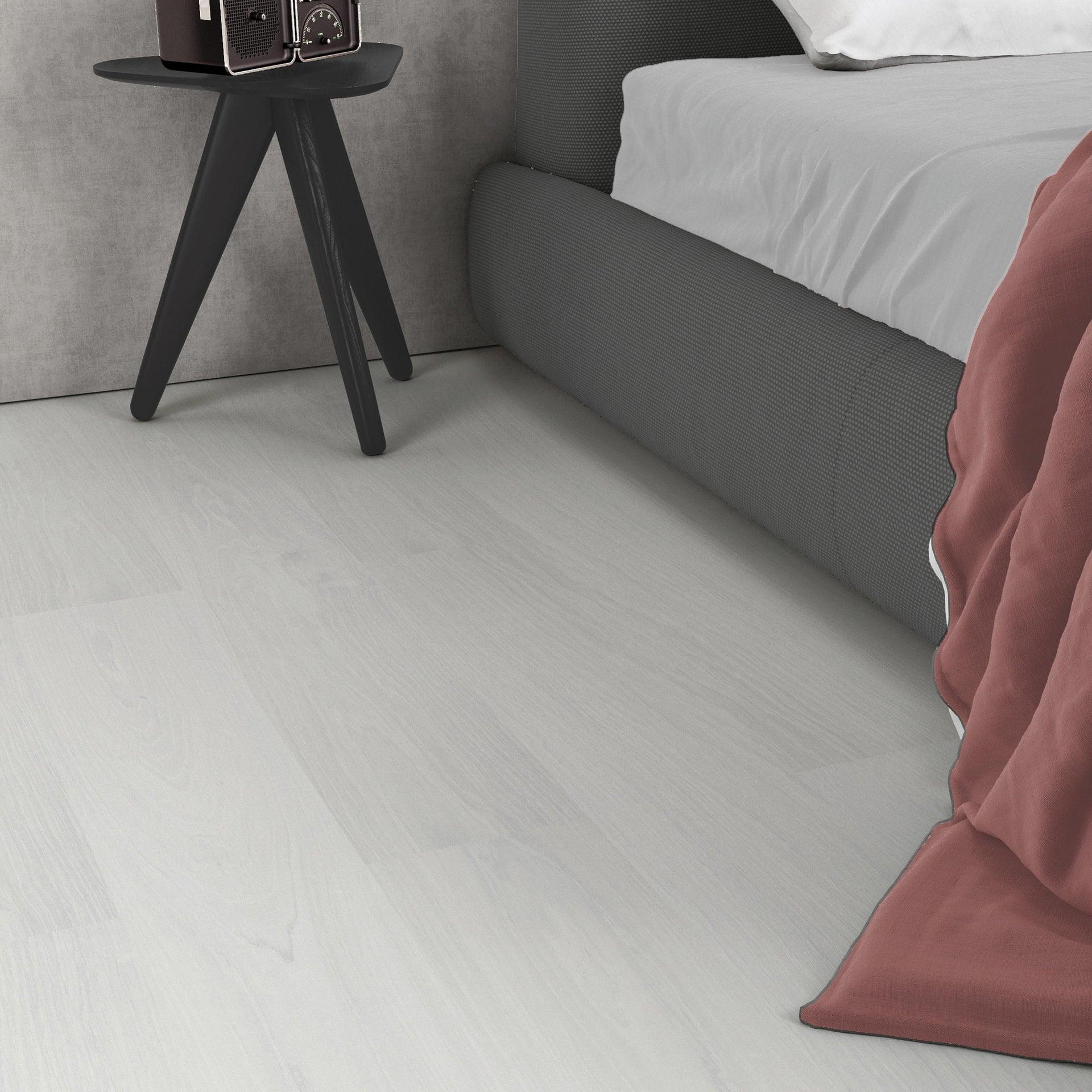 Pavimento laminato Vasa Sp 7 mm bianco - 1