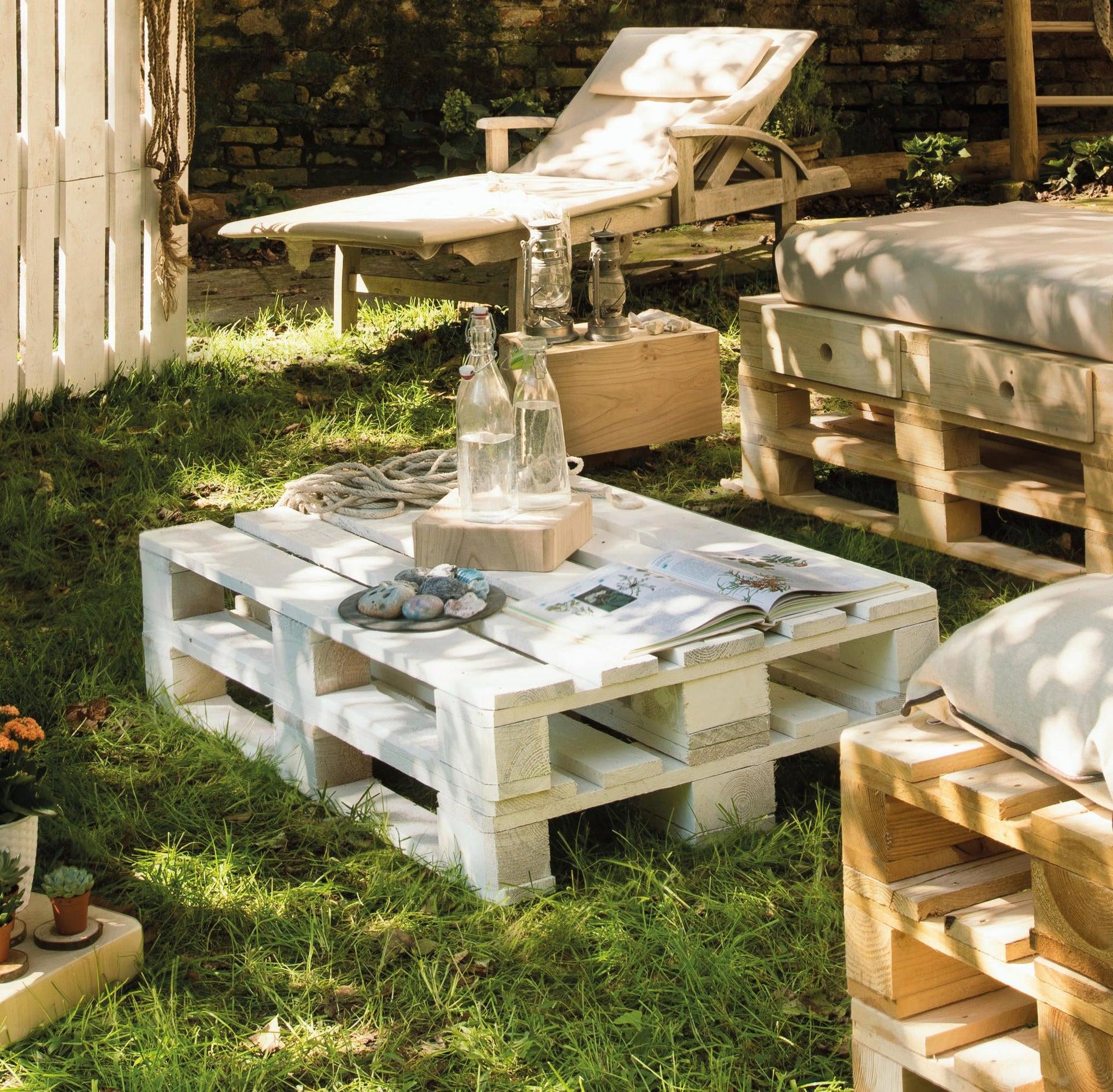 Pallet in legno trattato 120 x 80 cm - 1