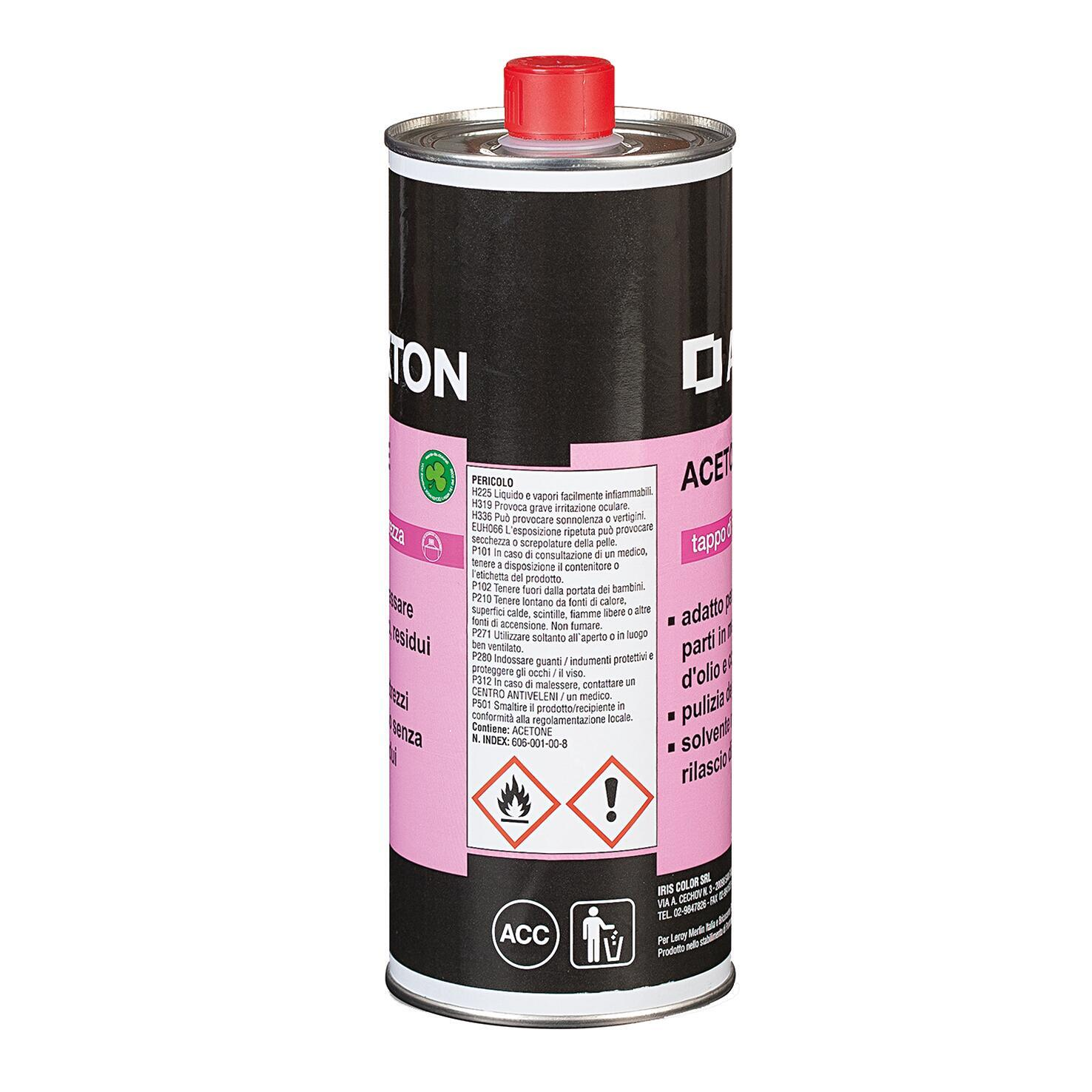 Acetone AXTON 1 - 2