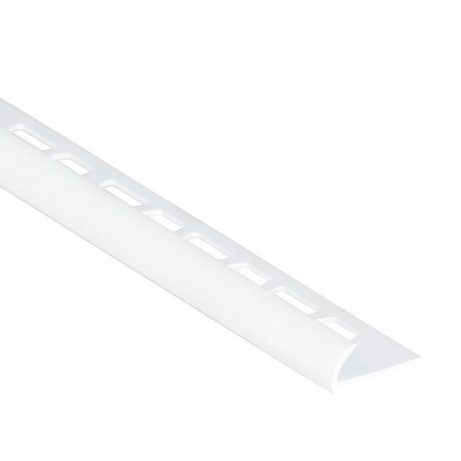 Profilo angolare interno pvc 0.8 x 250 cm - 1