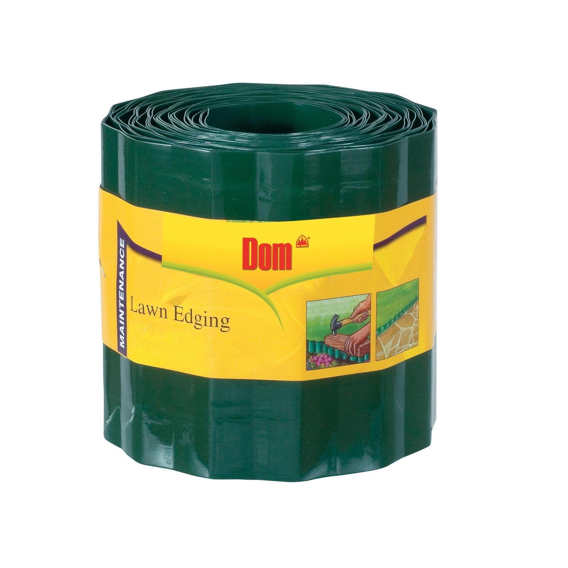 Bordura in rotolo in plastica Ondadeco' L 1000 x H 16.5 cm Sp 0.1 cm - 1