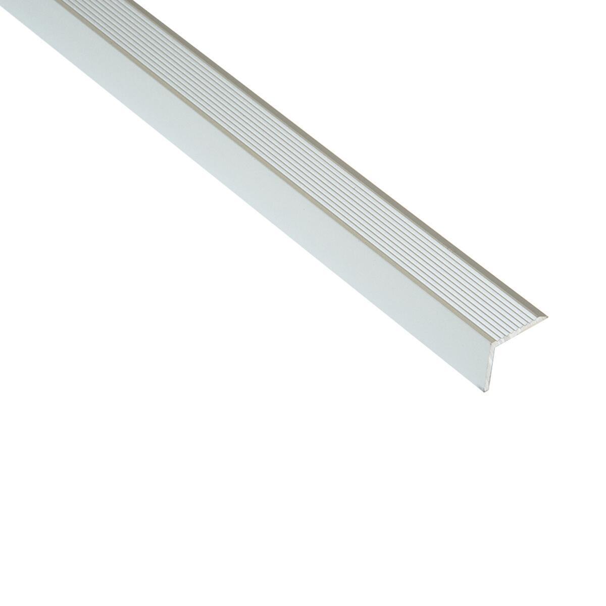 Profilo in alluminio Prowalk All Sp 22 mm L 270 cm grigio