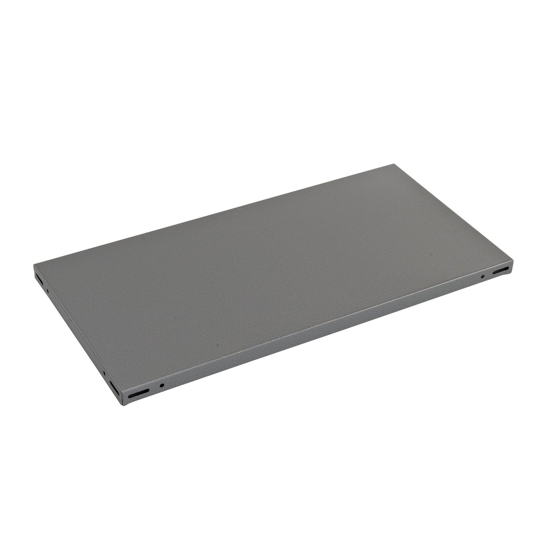 Ripiano L 80 x H 3 x P 30 cm grigio