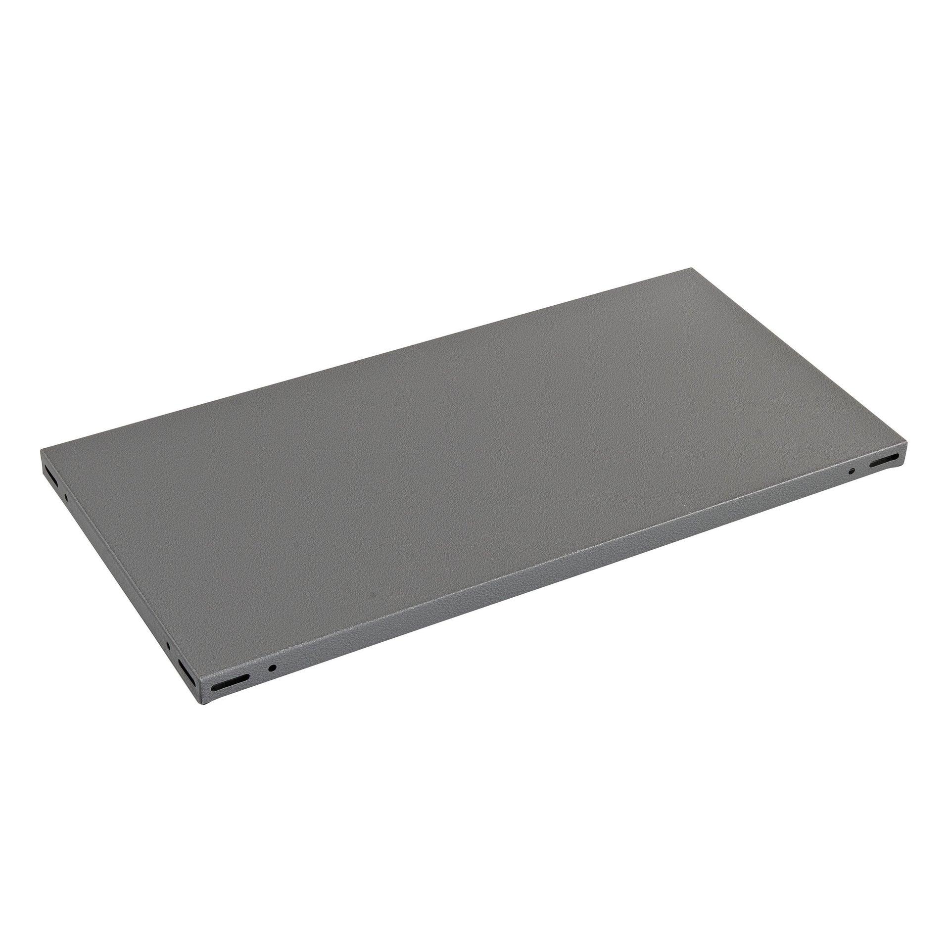Ripiano L 80 x H 3 x P 40 cm grigio