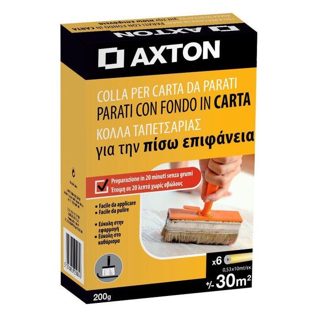 Colla per rivestimento murale polvere AXTON 0.2 kg - 1