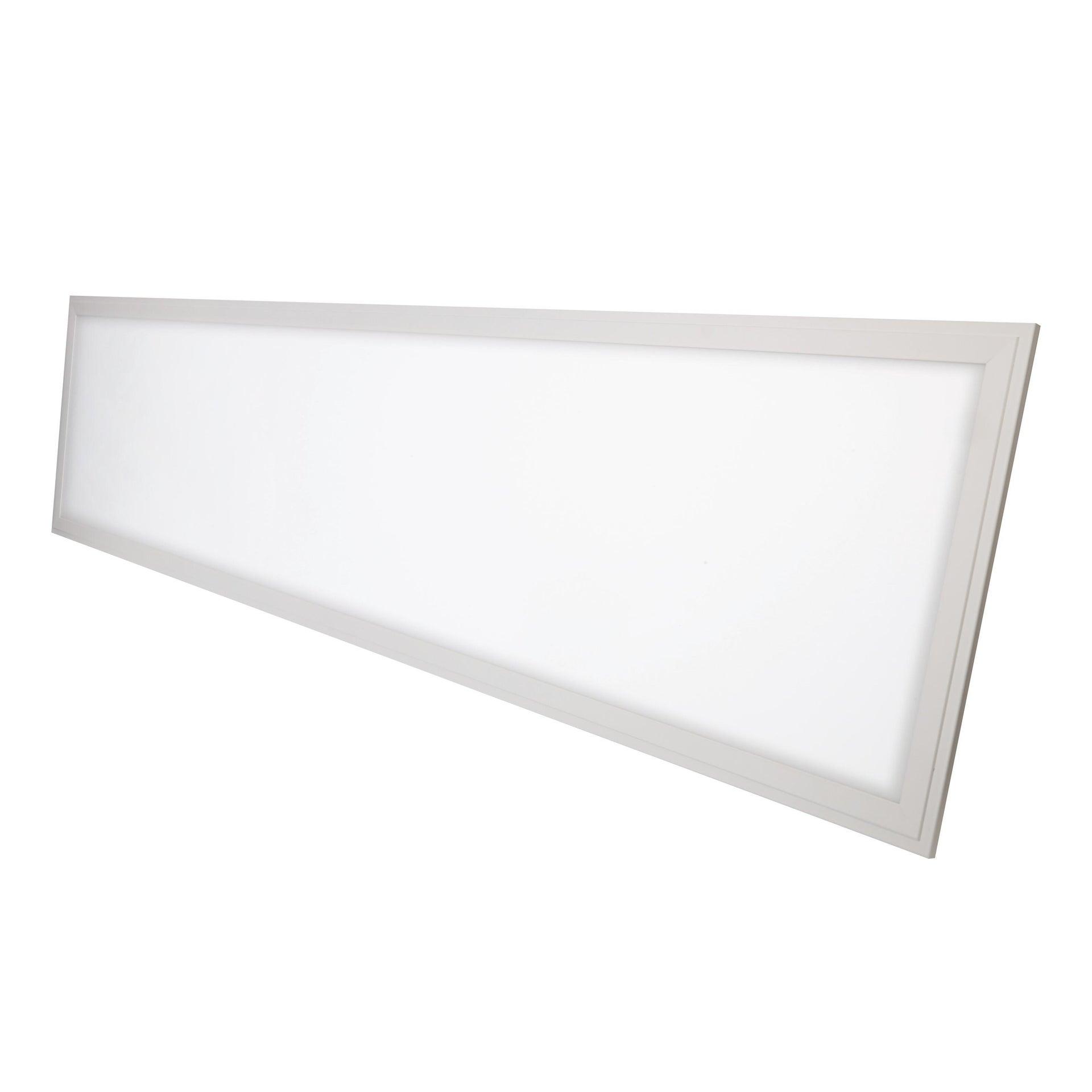 Pannello led PP 30x120 cm bianco naturale, 4600LM - 5