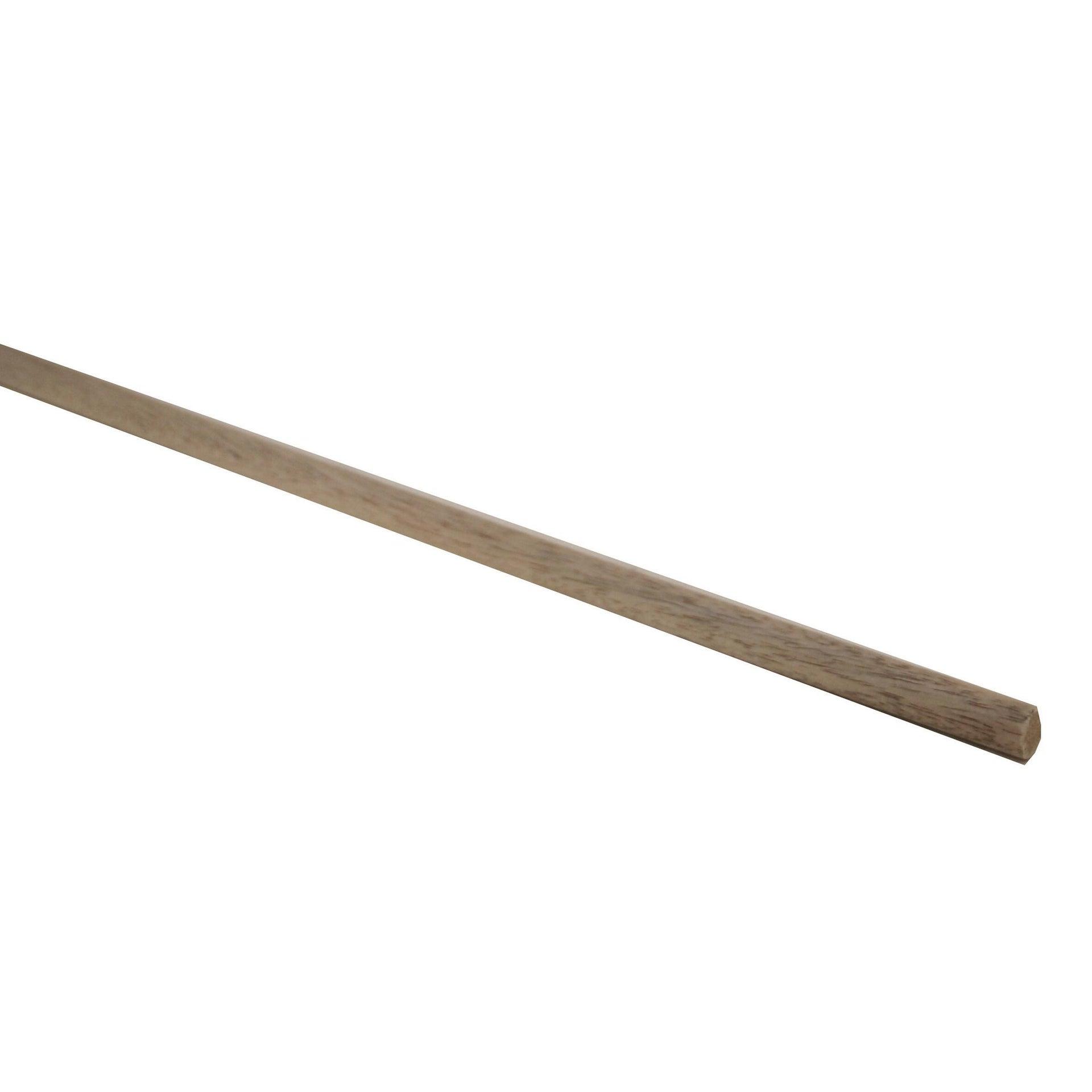 Listello piallato ayous 1 m