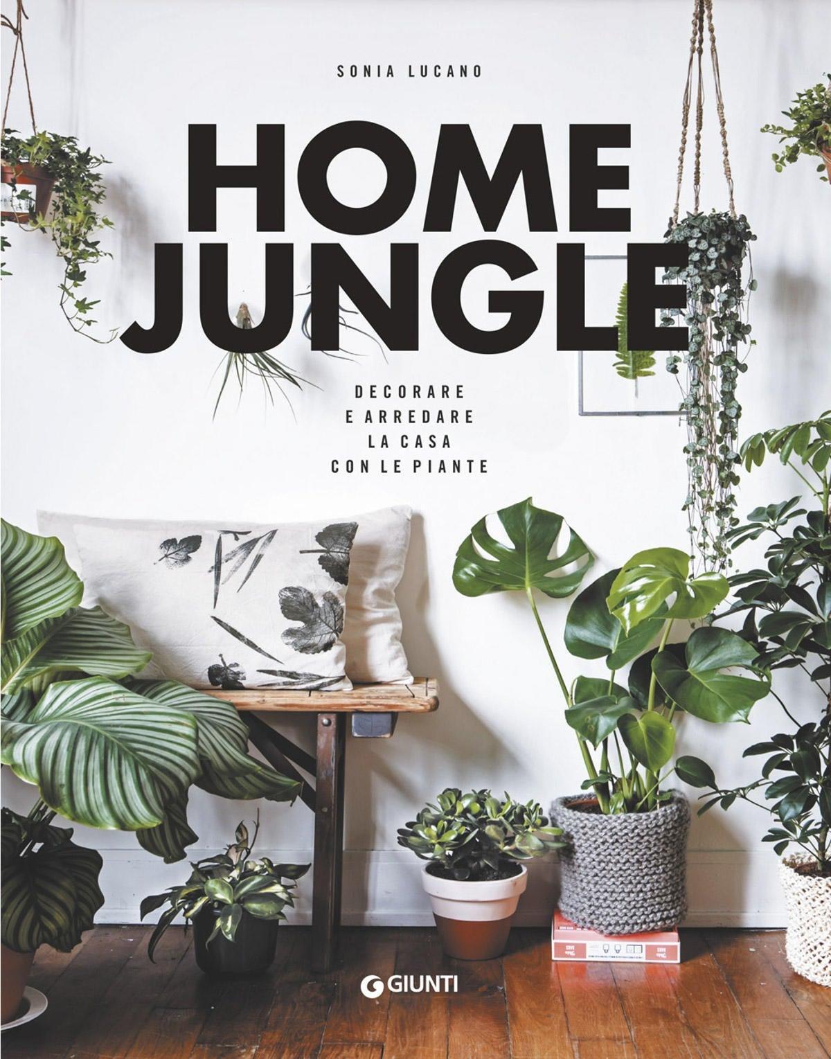 Libro Home jungle Giunti Editore