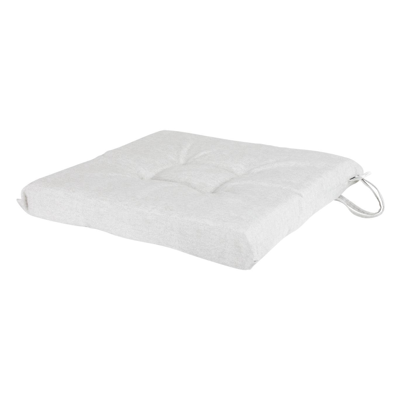 Cuscino per sedia Carlo grigio 40x40 cm - 3
