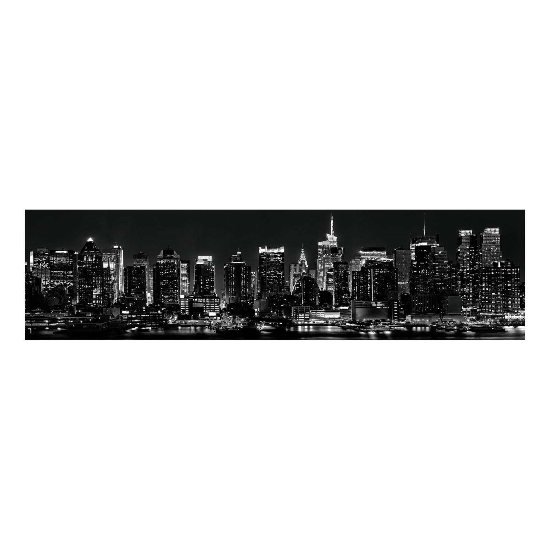 Sticker Backsplash skyline 45x180 cm - 2