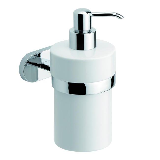 Dispenser sapone Louise bianco - 1