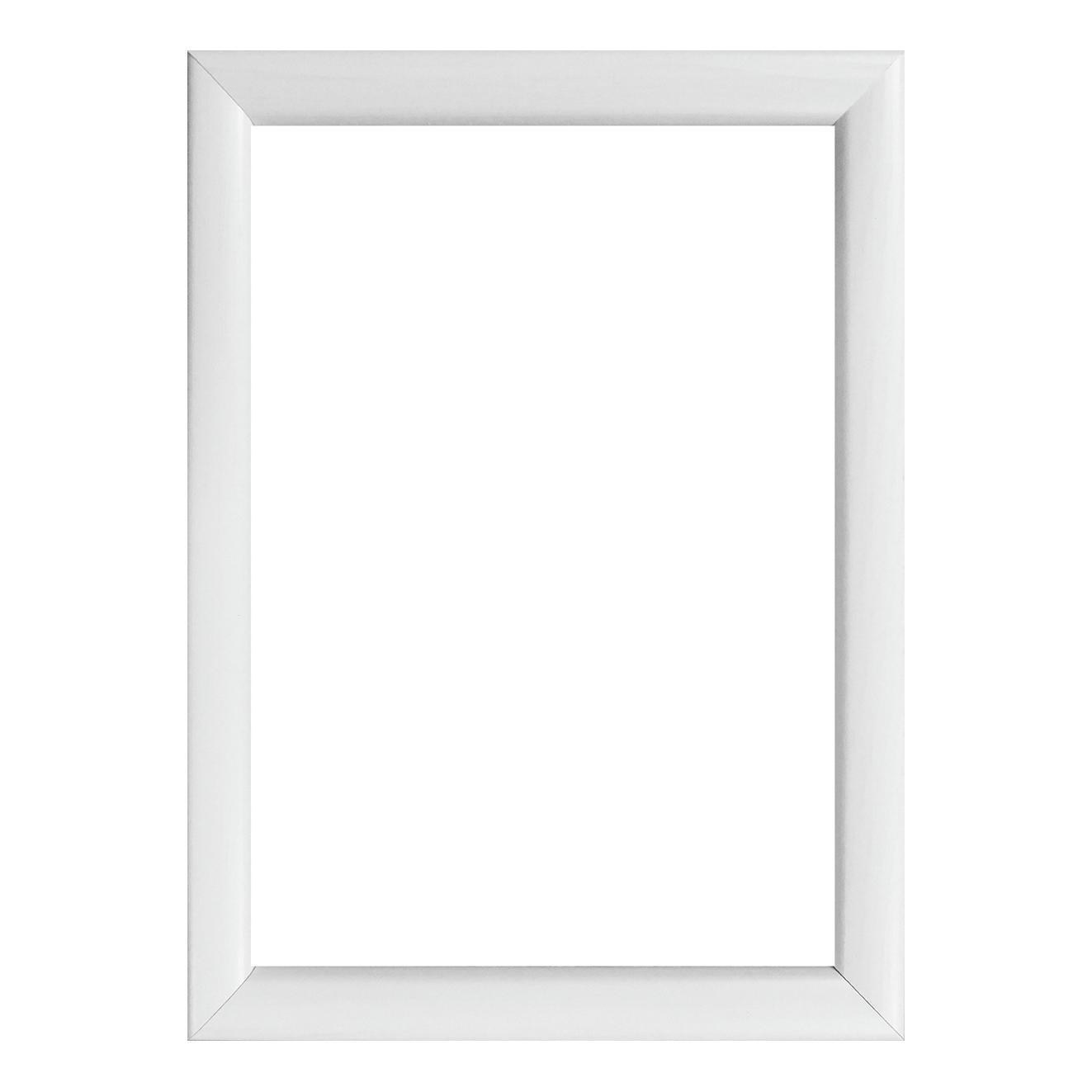 Cornice INSPIRE Pulp bianco per foto da 70x100 cm - 3