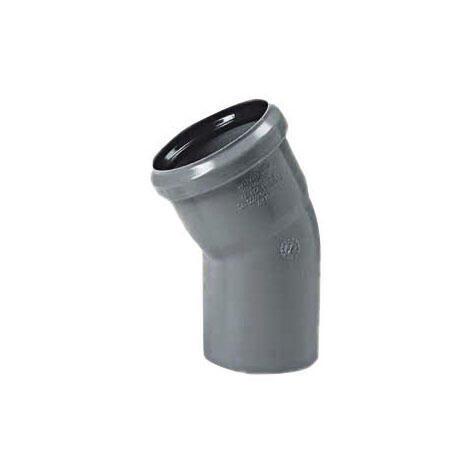 Curva 30 ° Ø 110 mm