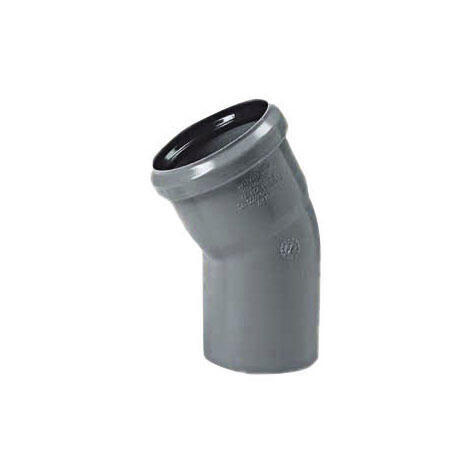Curva 30 ° Ø 110 mm - 1