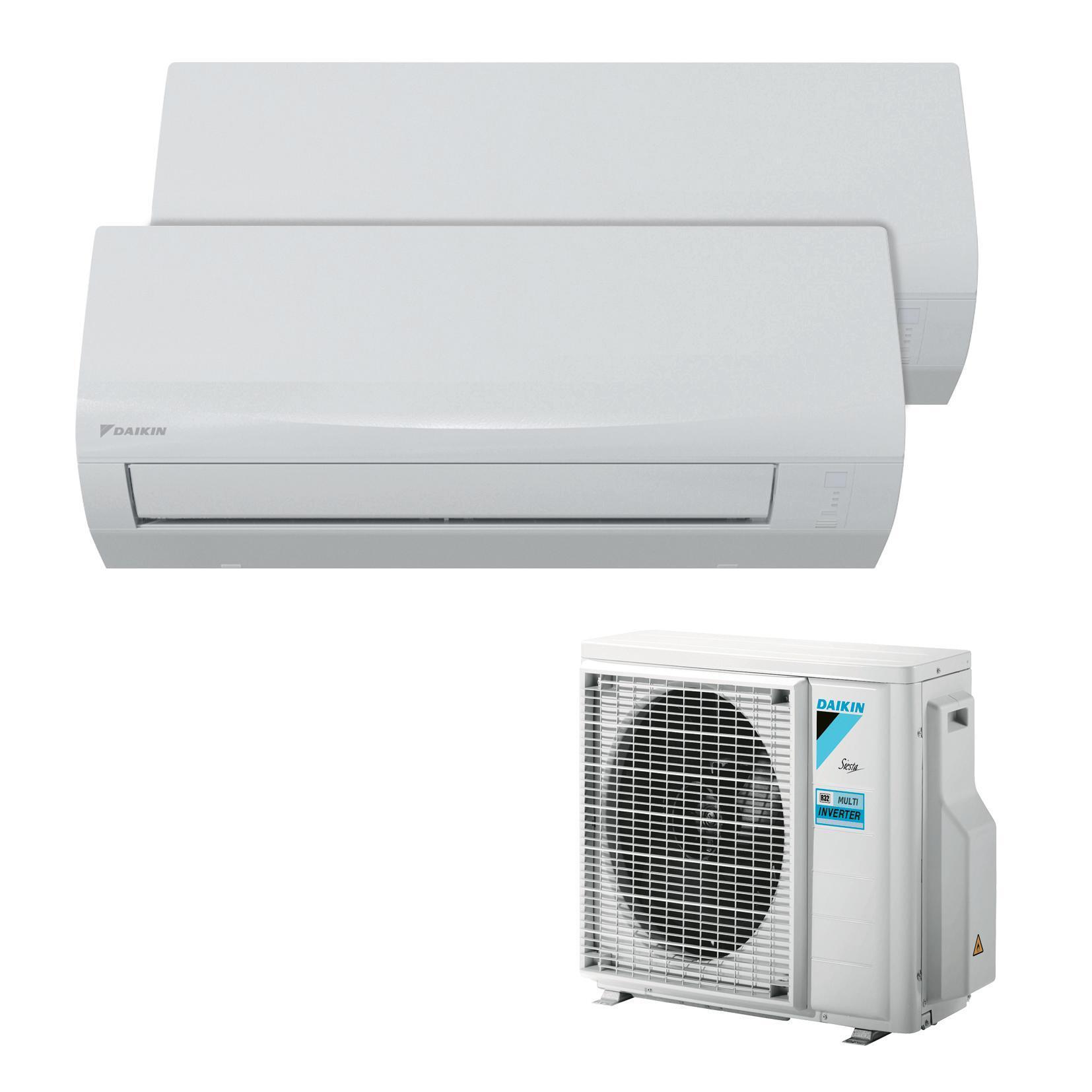 Climatizzatore dualsplit DAIKIN ATXF 17060 BTU - 1