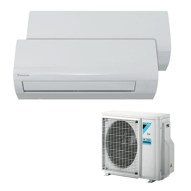 Climatizzatore dualsplit DAIKIN ATXF 13648 BTU - 1