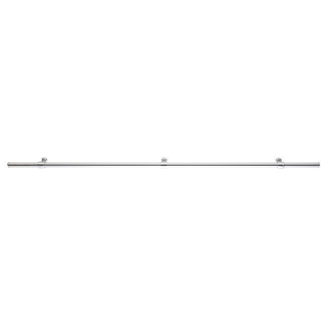 Barra portautensili DELINIA Equip Tout in acciaio 60 x 60 x 2.5 cm - 1
