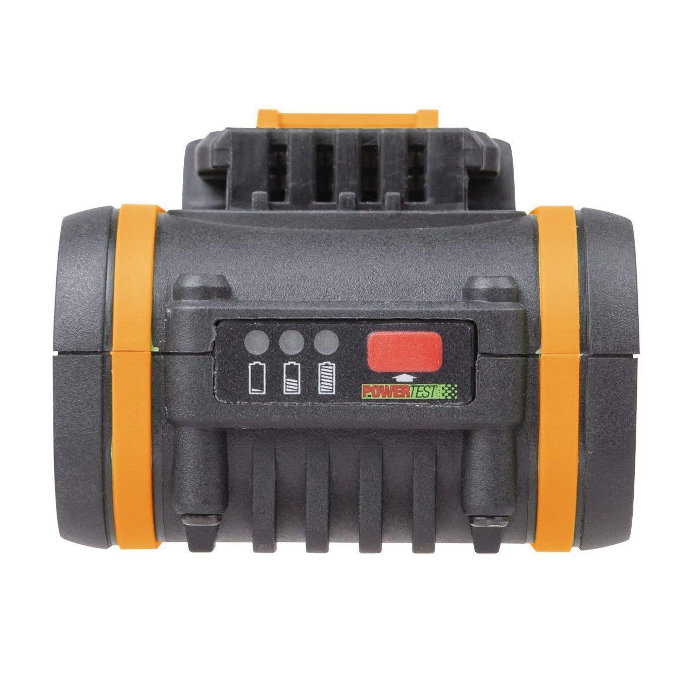 Batteria WORX in litio (li-ion) 20 V 4 Ah - 3