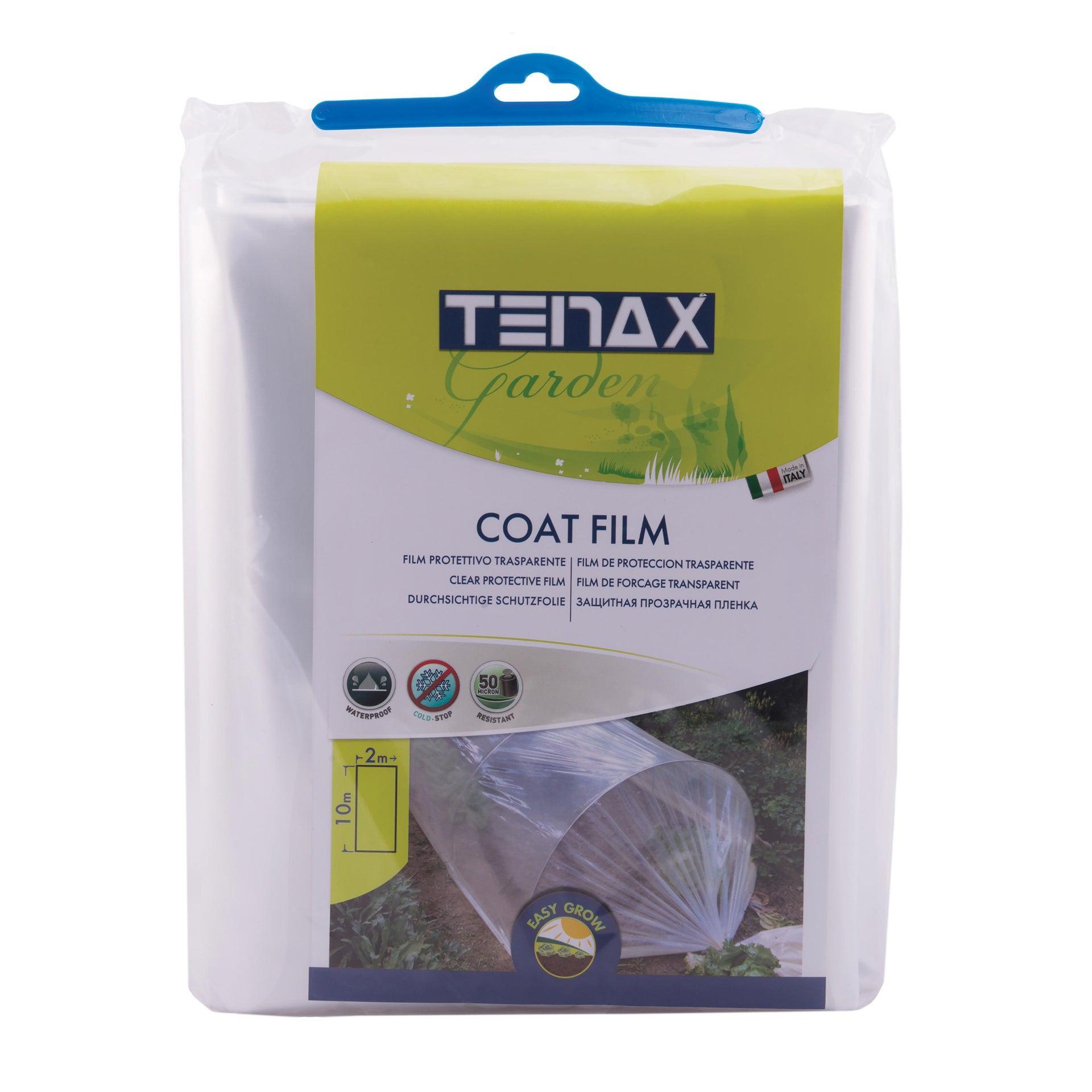 Telo di protezione per colture TENAX microforato spessore 40 micron 10 x 2 m - 1