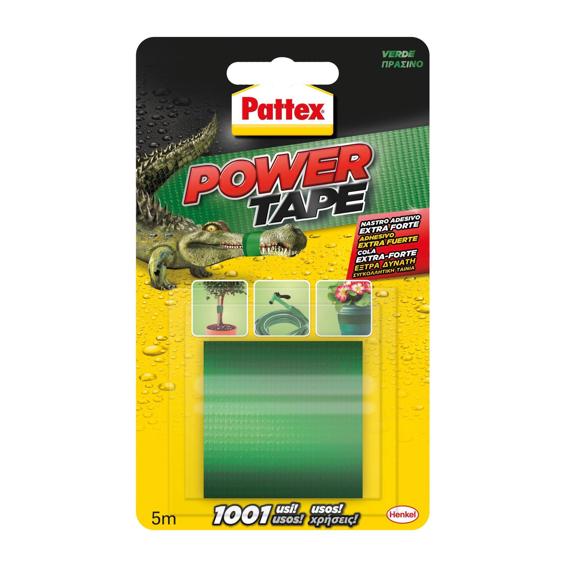 Nastro adesivo 12 Pezzi 50 mm x 5 m verde