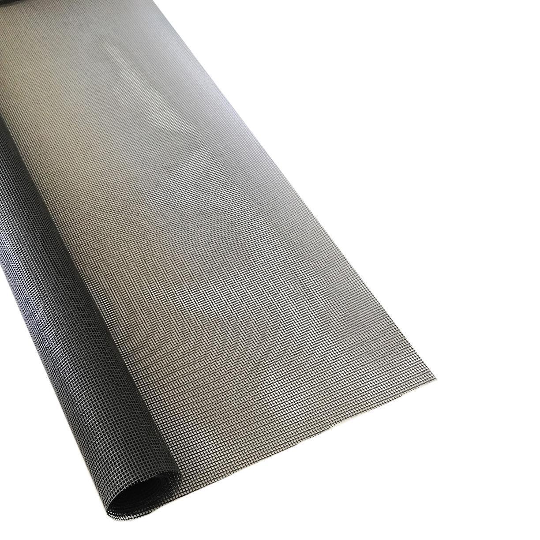 Rete zanzariera Rotolo' L 140 x H 250 cm , grigio - 4