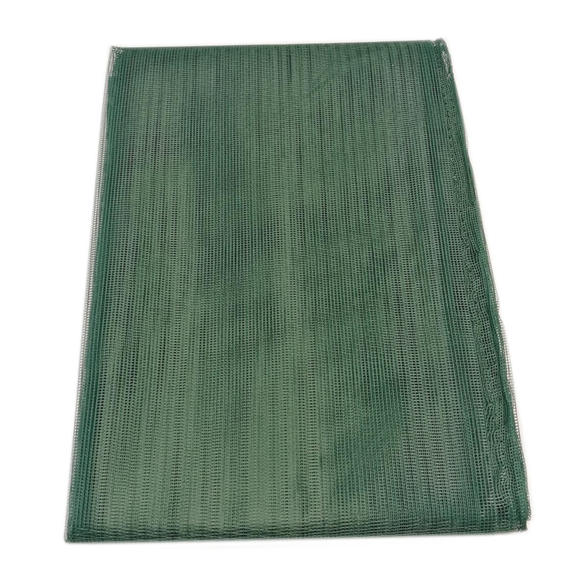 Tenda zanzariera ad anelli L 150 x H 170 cm verde - 2
