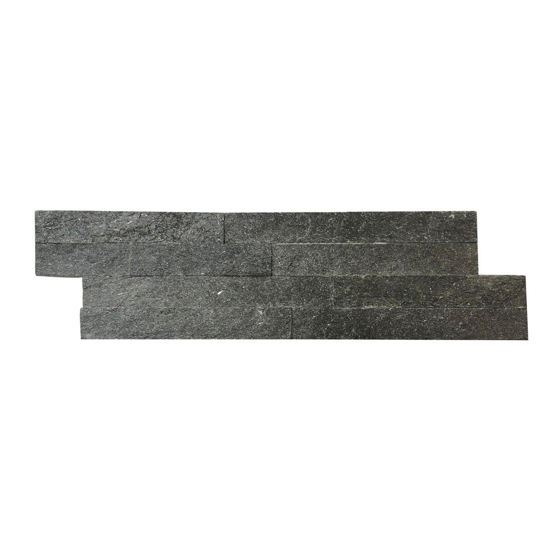 Rivestimenti strutturati Mikeno nero - 4