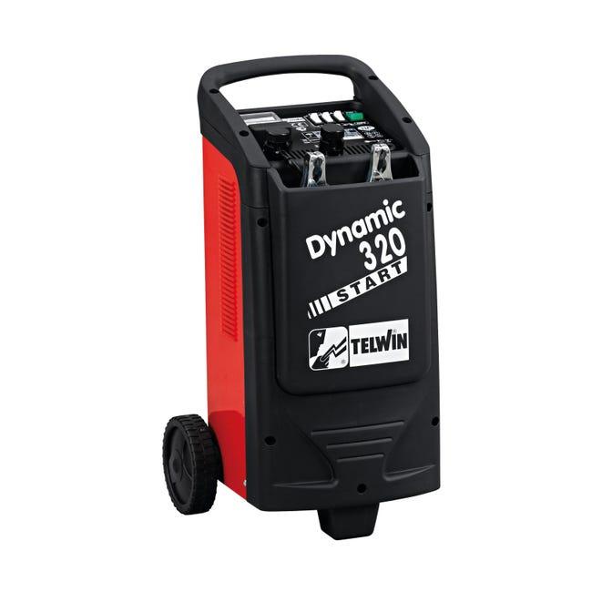 Caricabatterie TELWIN 12-24 V - 1