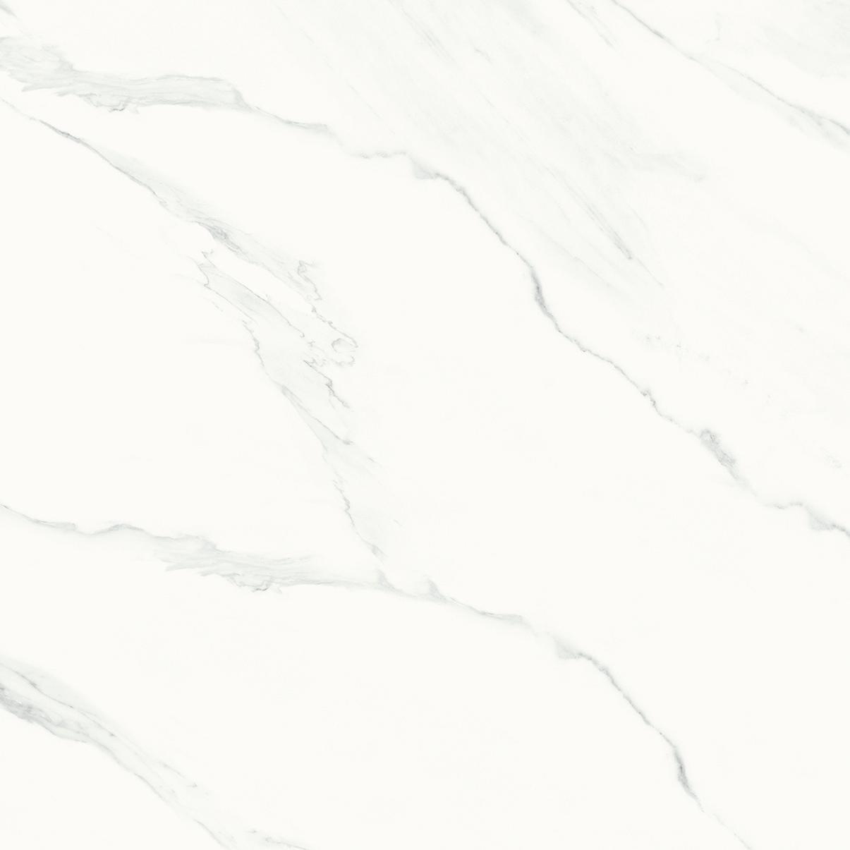 Piastrella Statuario 60 x 60 cm sp. 8 mm PEI 2/5 bianco - 3