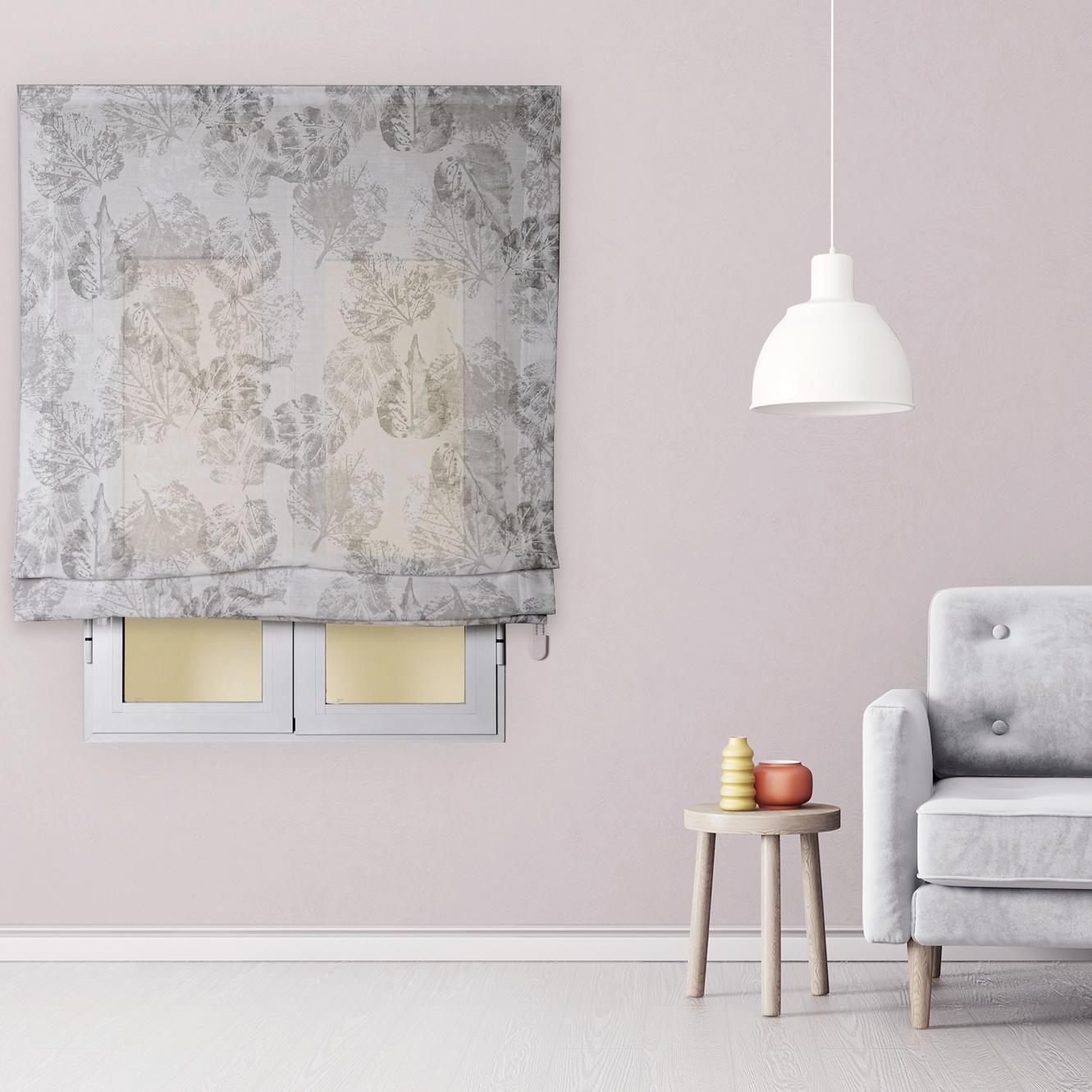 Tenda a pacchetto INSPIRE Fogliabella grigio / argento 165x250 cm - 2