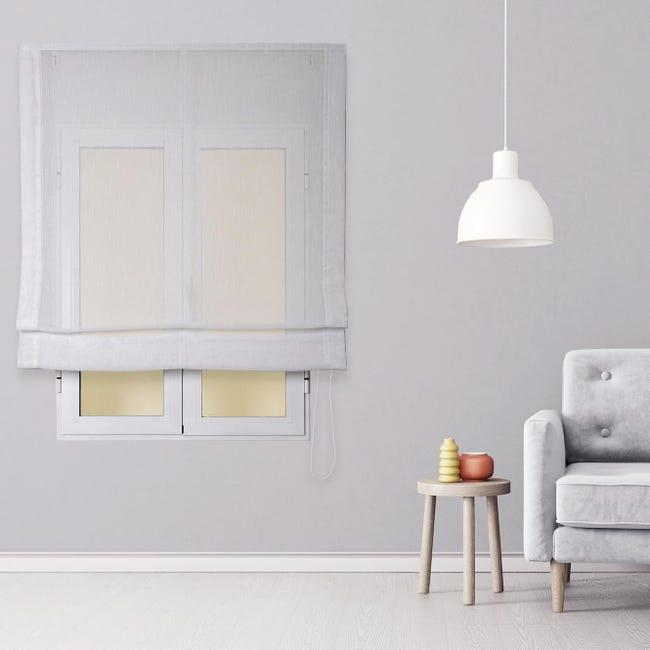 Tenda a pacchetto INSPIRE Flamen bianco 40x175 cm - 1