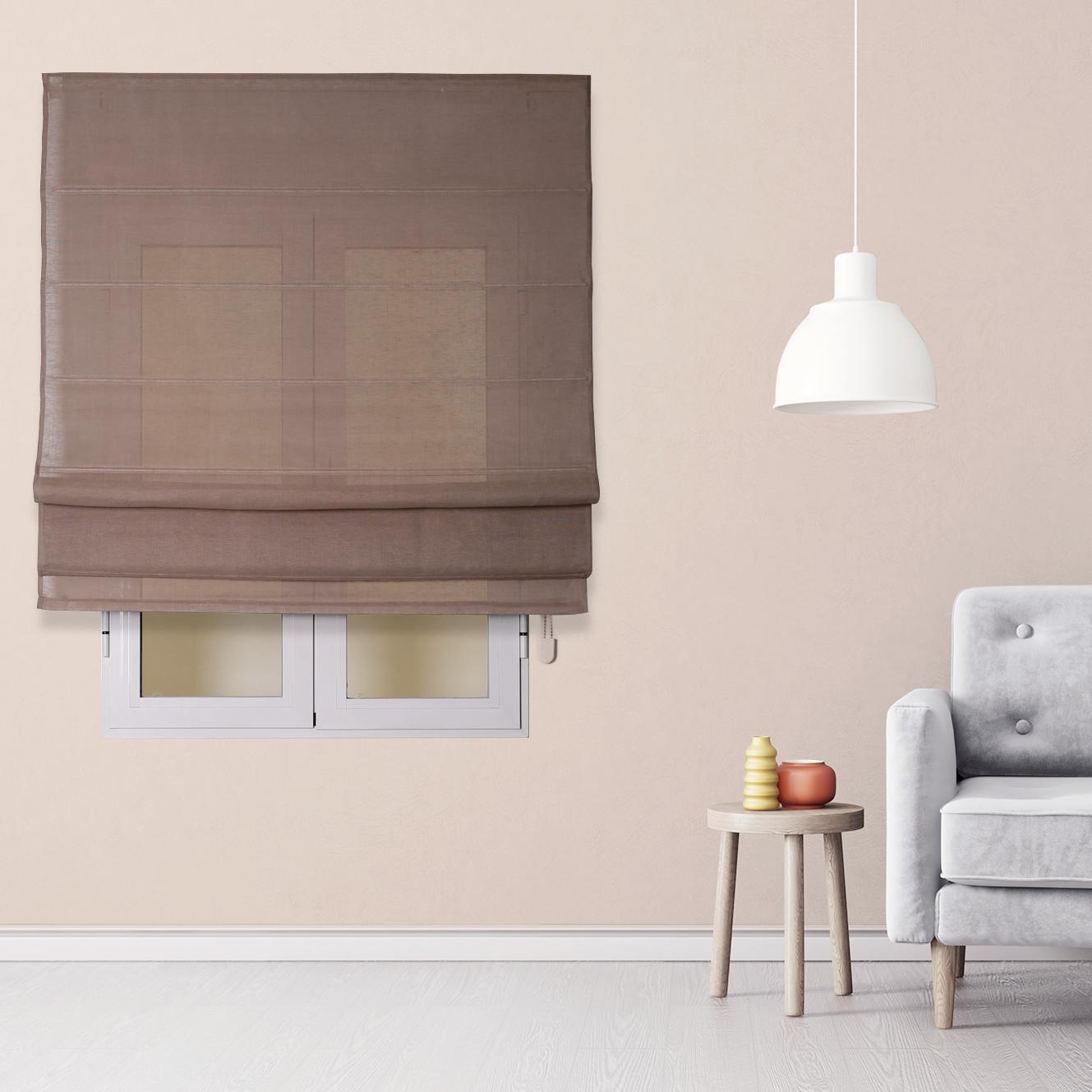 Tenda a pacchetto INSPIRE Vinci marrone 80x250 cm - 2