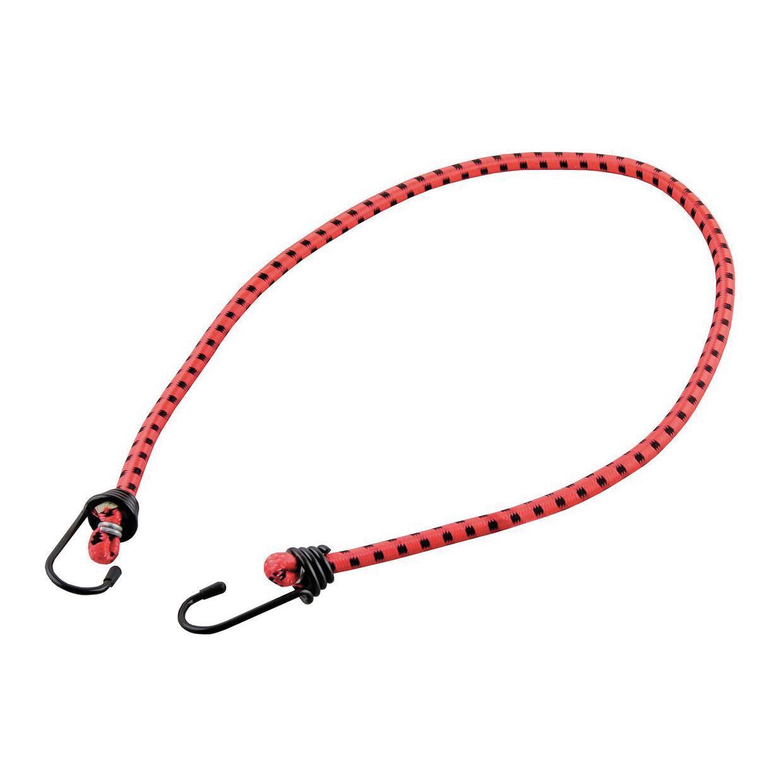 Corda elastica con gancio L 0.80 m x Ø 8 mm 2 pezzi