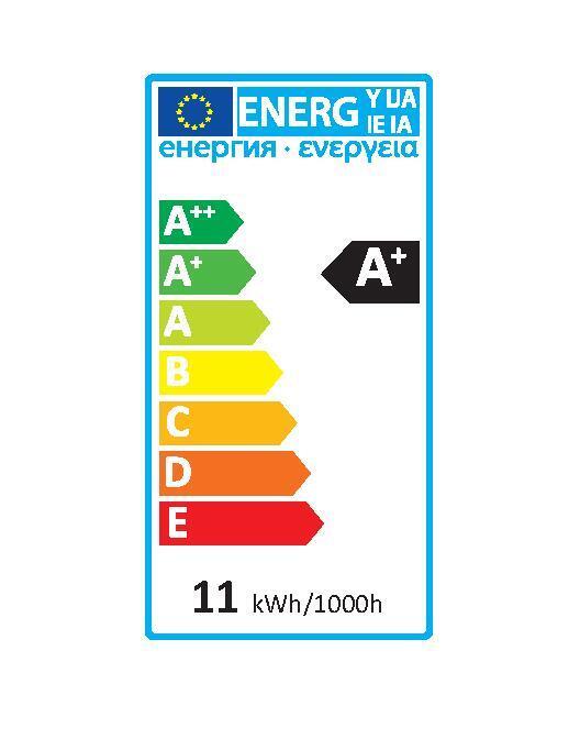 Lampadina LED, E27, Faretto, Trasparente, Luce calda, 10.5W=875LM (equiv 100 W), 30° , LEXMAN - 2