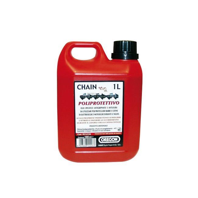 Olio per catena OREGON Protettivo tanichetta 1 L - 1