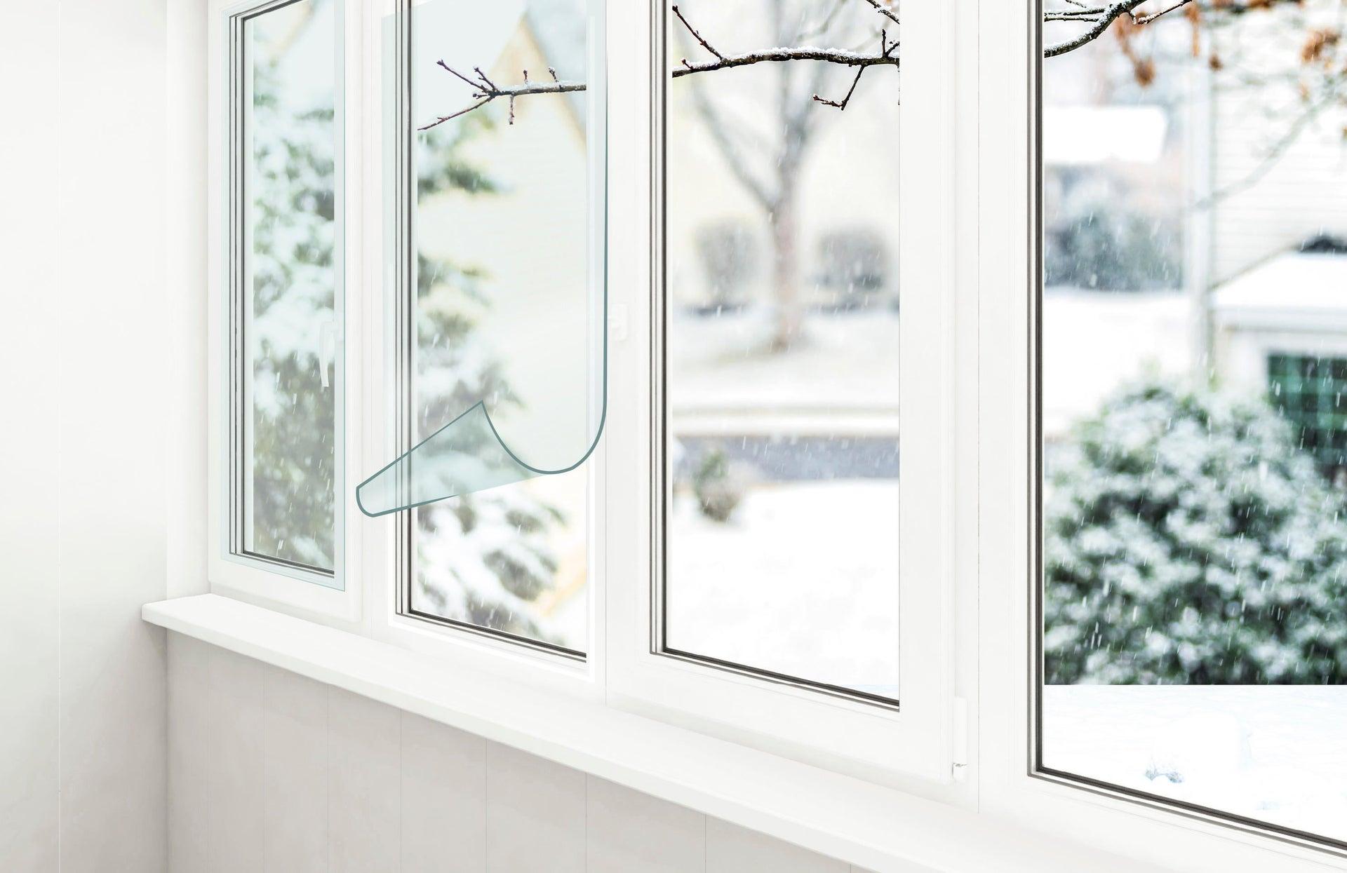Pellicola per isolamento vetri L 150 x H 400 cm - 3