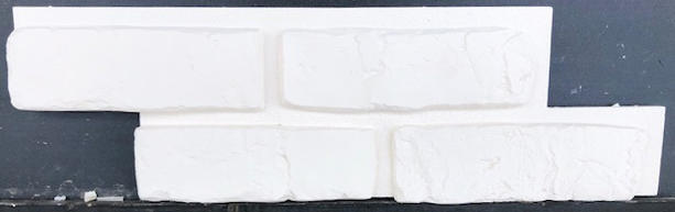 Mattone decorativo Isto bianco - 5