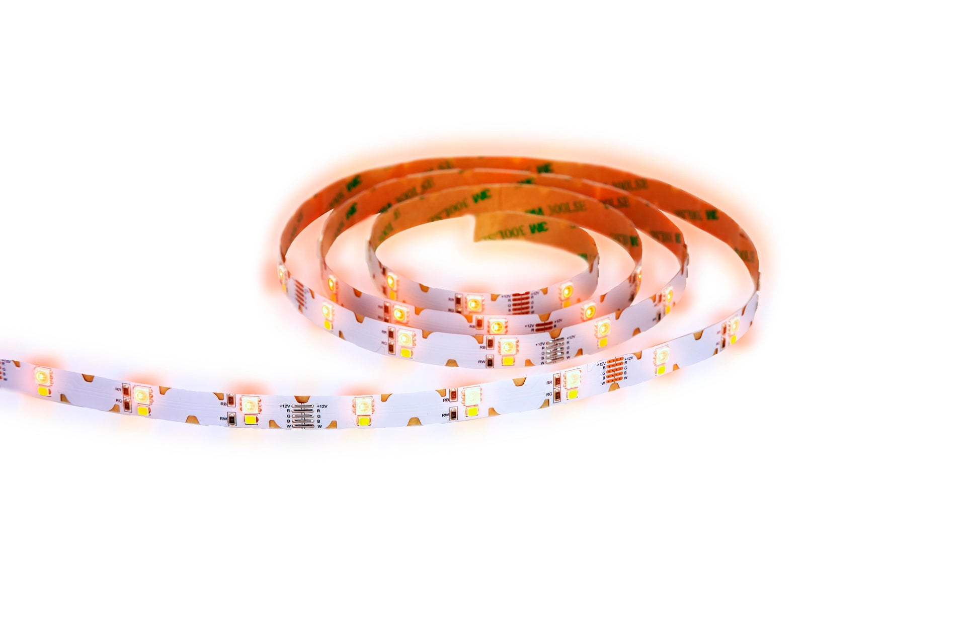 Striscia led Movaled 5m luce colore cangiante<multisep/>bianco 240LM IP20 INSPIRE - 2