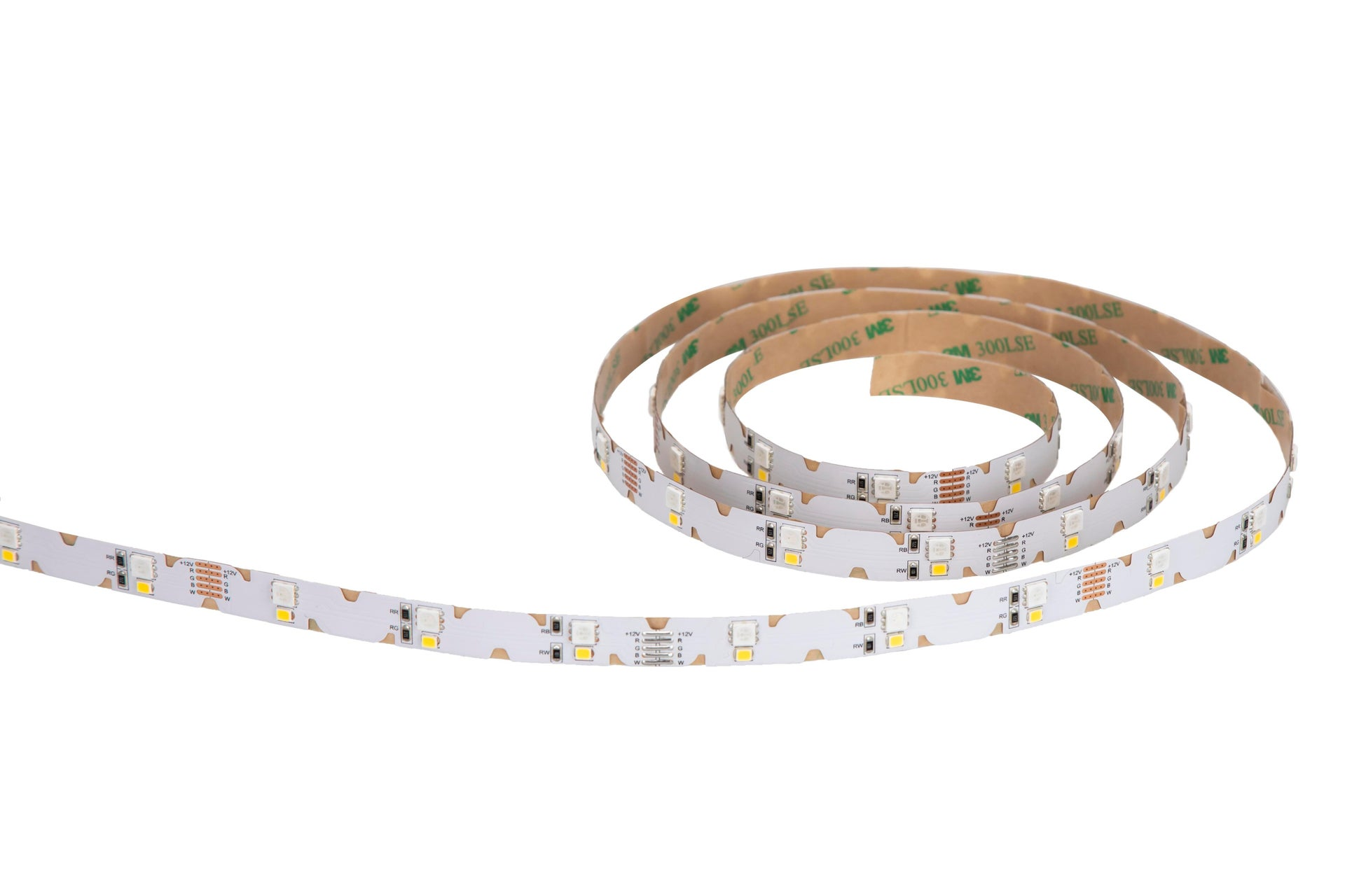 Striscia led Movaled 5m luce colore cangiante<multisep/>bianco 240LM IP20 INSPIRE - 13