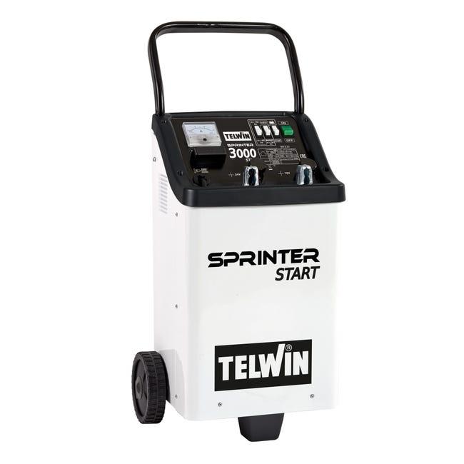 Caricabatterie TELWIN Sprinter 300 Start 230 V - 1