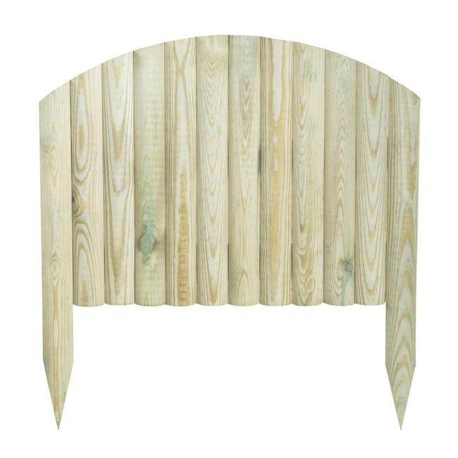 Bordo in legno L 55 x H 40 cm Sp 2.8 cm - 1