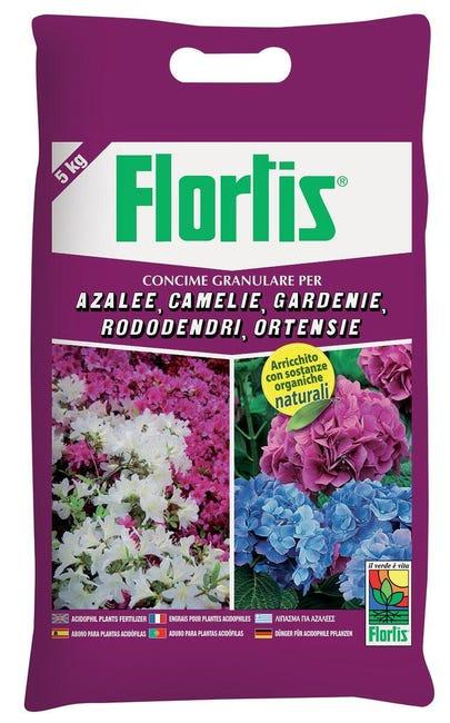 Concime granulare FLORTIS 5 Kg - 1