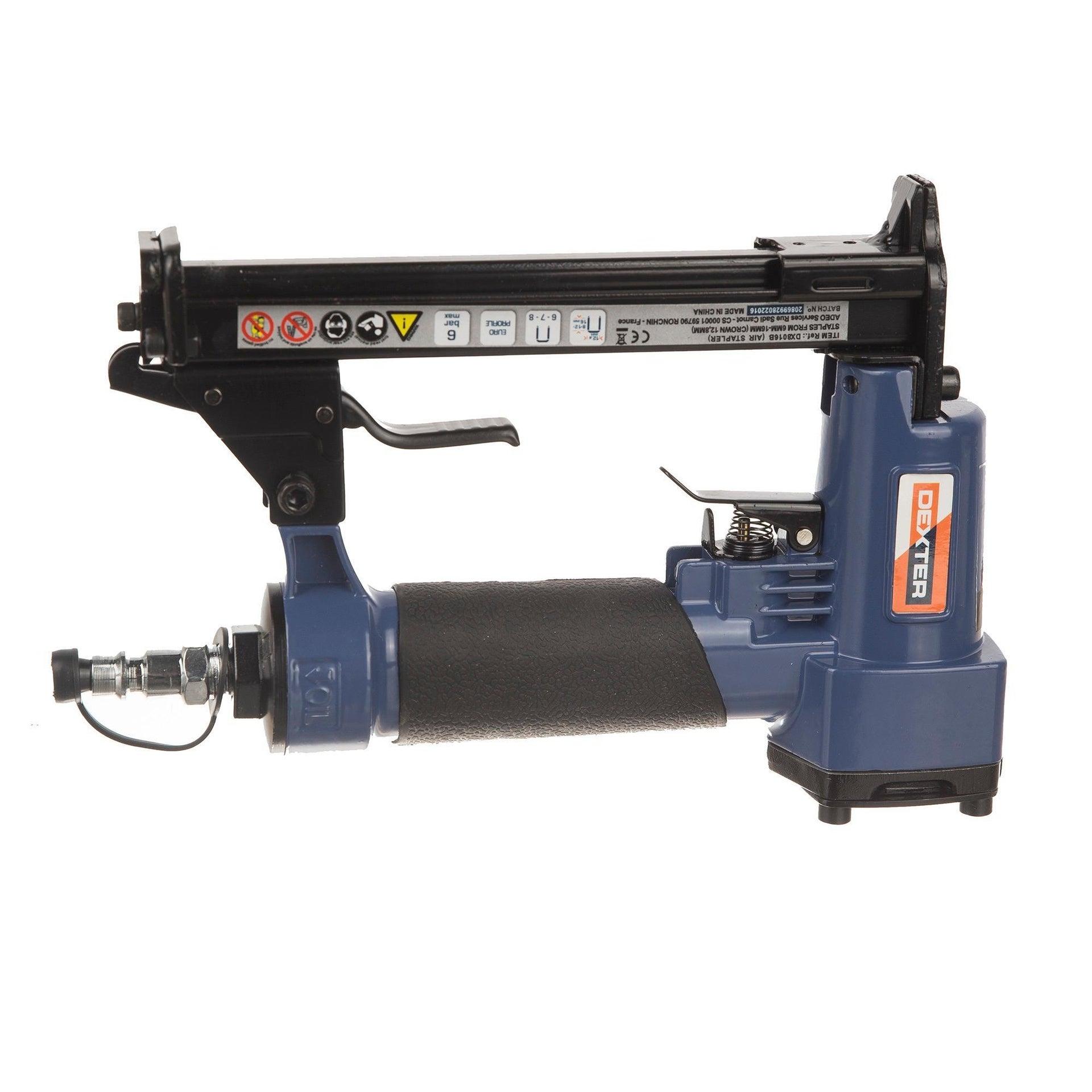 Graffatrice pneumatica DEXTER 6 bar - 4