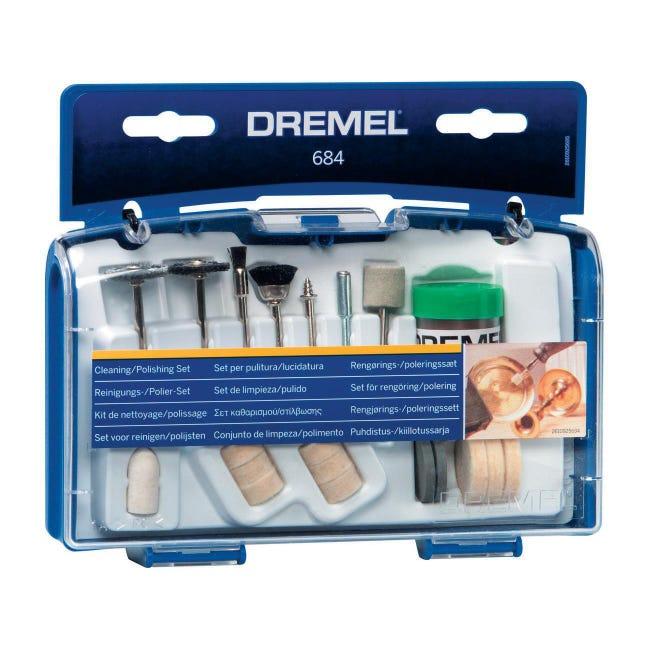 Set accessori miniutensili multiuso DREMEL , 52 pezzi - 1