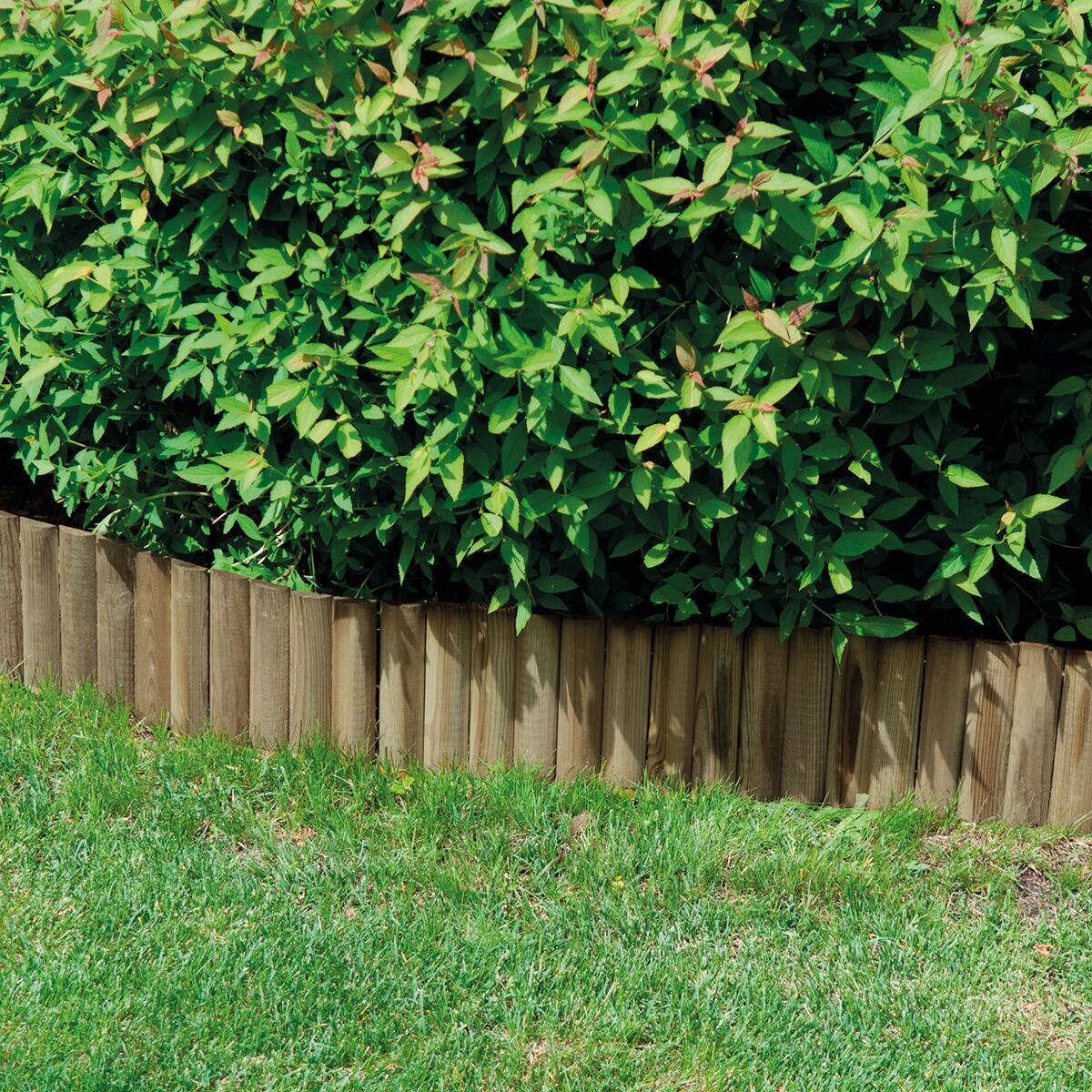 Bordura in rotolo in legno L 180 x H 20 cm Sp 1.4 cm - 3