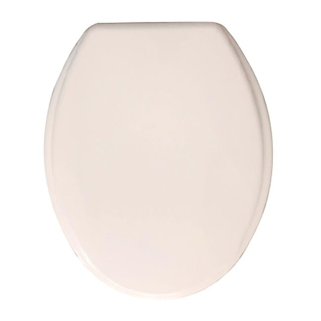 Copriwater ovale Universale Cefalo plastica bianco - 1