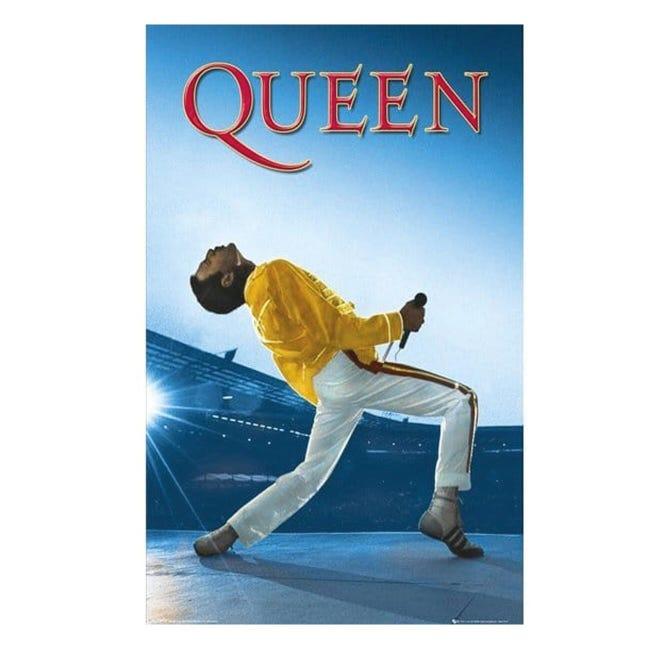 Poster Queen 61x91.5 cm - 1