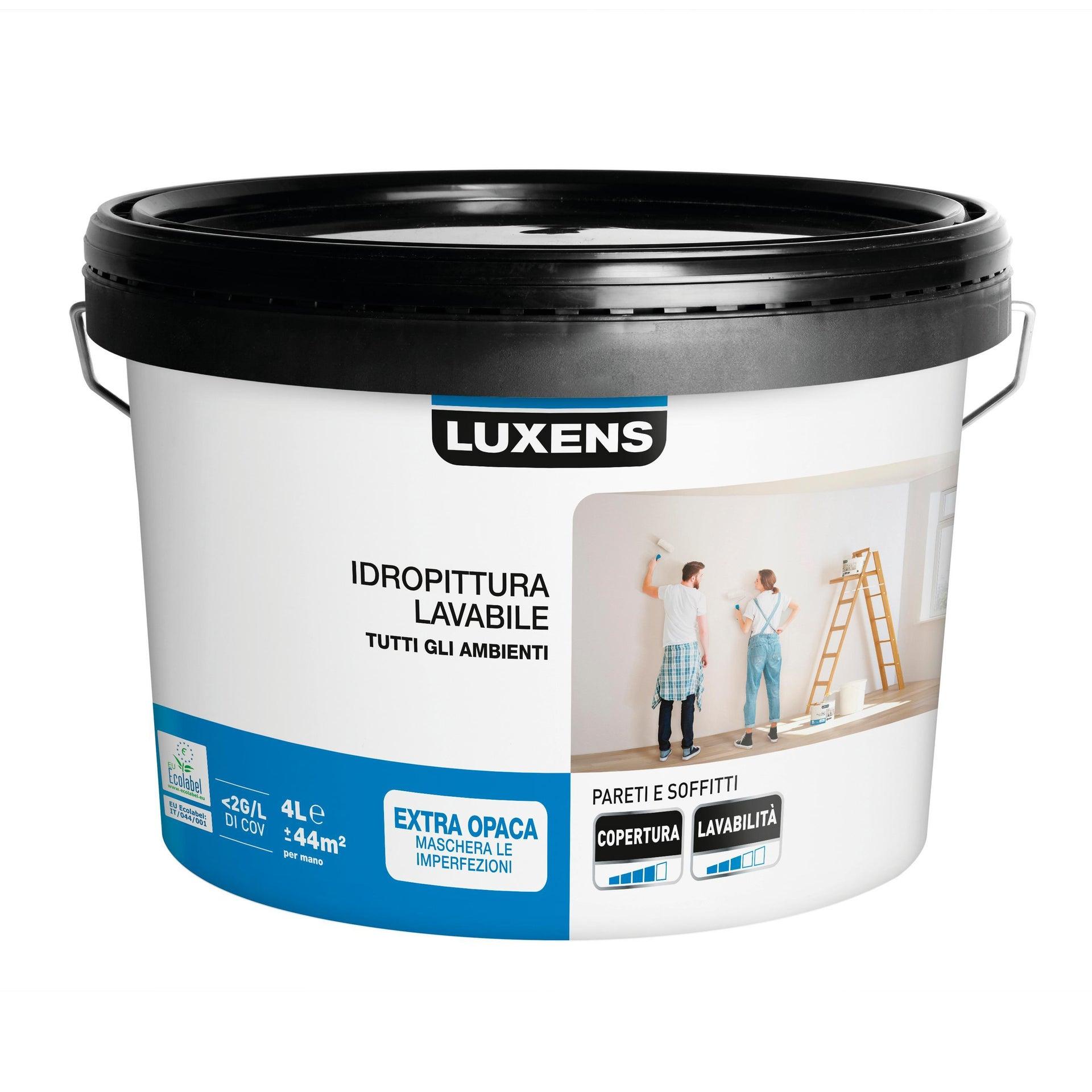 Pittura murale 275197G500001 LUXENS 4 L bianco - 7