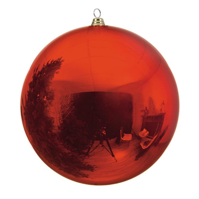 Sfera natalizia in plastica Ø 40 cm - 1